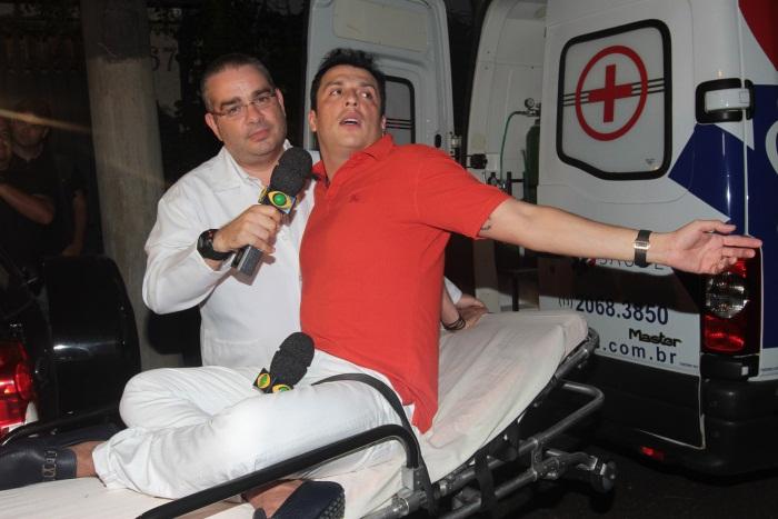 Francisco Cepeda e Léo Franco/AgNews