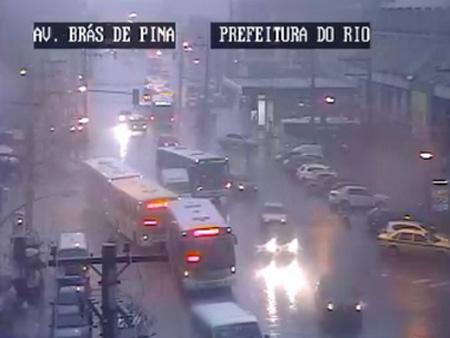 chuva Rio