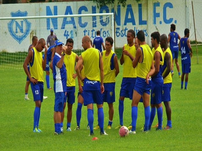 Divulgação/Nacionalfc.com.br