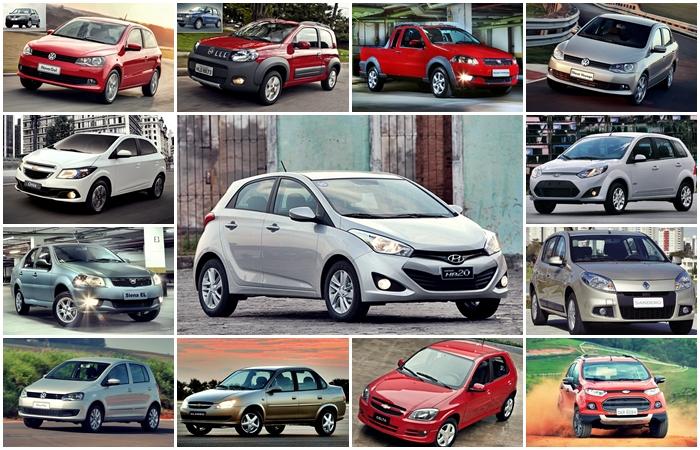Às vésperas de ganhar sua versão sedã, o Hyundai HB20 foi o grande destaque do mercado de carros novos em fevereiro. O compacto continuou com sua arrancada...