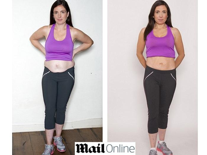 как сжигать жир животе видео