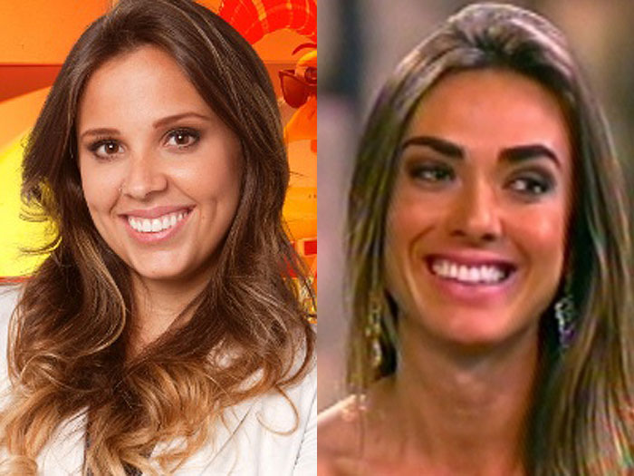 Angelis e Nicole Bahls protagonizam barraco em rede social ...
