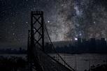 Fotógrafo mostra cidades sem poluição luminosa