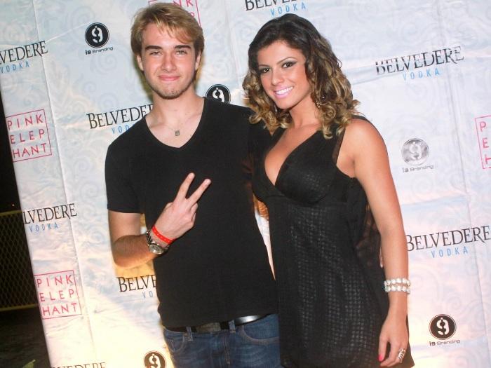Babi Rossi defende seu namoro com Olin Batista (AgNews)