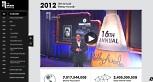 Site interativo conta a história da internet