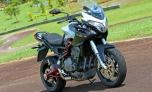 Moto policial elétrica e modelo popular GS120 da Suzuki foram os destaques da semana