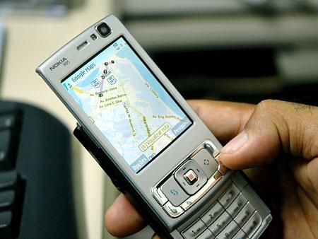Celular com GPS ajuda polícia a prender bandidos