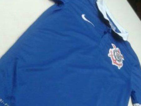 Camisa nova - Corinthians
