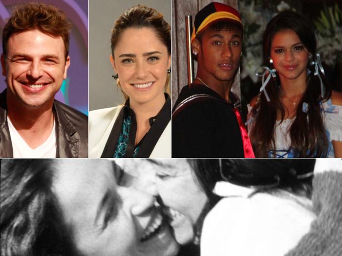 Reprodução/Instagram/Daia Oliver/R7/Leo Rodrigues/AgNews/Thiago Duran/AgNews