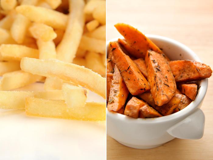 Tchau, batata-inglesa! Escolha a batata-doce e emagreça com saúde