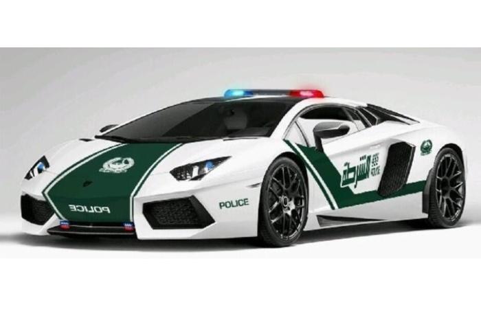 O Lamborghini Aventador não é o único esportivo da polícia de Dubai. A corporação usa modelos como Chevrolet Camaro, Dodge Charger e BMW Série 5VEJA TAMB...