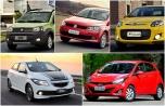 Veja os 20 carros mais vendidos no Brasil na primeira quinzena de abril
