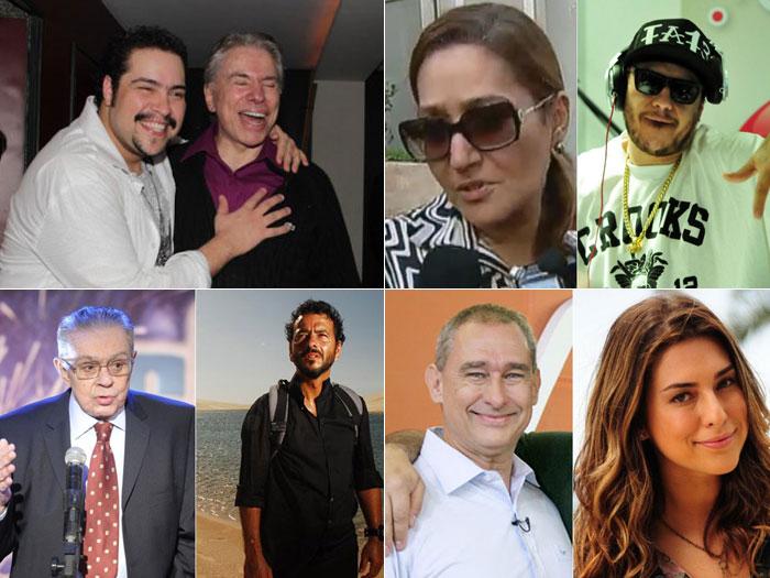 Você sabia que esses famosos são da mesma família? - Foto 0 ...
