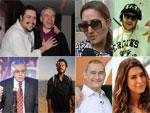Você sabia que esses famosos são da mesma família?
