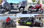 Semana de motos teve Valentino Rossi na Nascar e segredo da BMW
