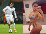 Cristiano Ronaldo nega caso com vice miss Bumbum, mas histórico do craque 'entrega'