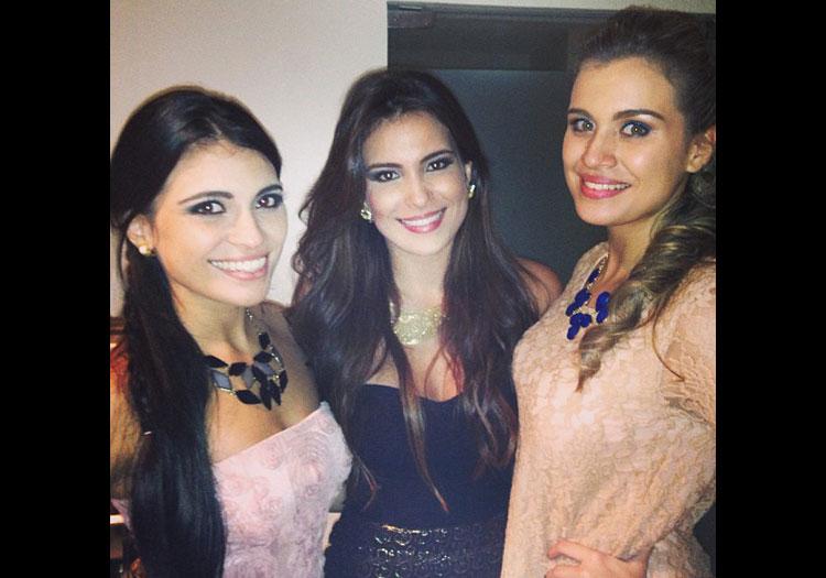 Ex-BBB Kamilla Salgado mostra que é a cara das irmãs - Famosos ...