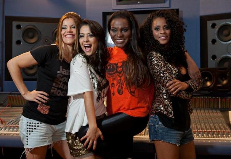 Volta do Rouge ainda não está certa, afirma Lissah Martins - Música ...