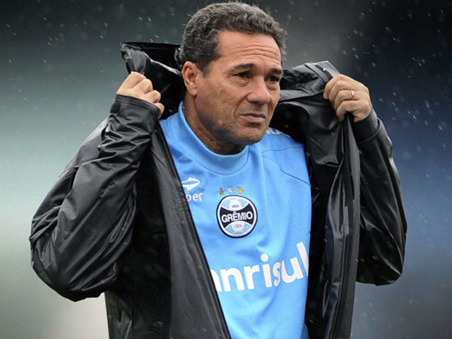 Luxemburgo no seria bem recebido no Palmeiras