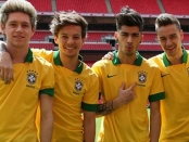 Meninos do One Direction apostam no Brasil