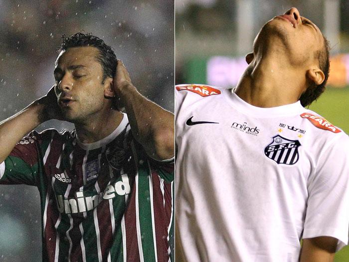 Noite de quarta-feira (22) tem Neymar calado e Fred provocador no futebol