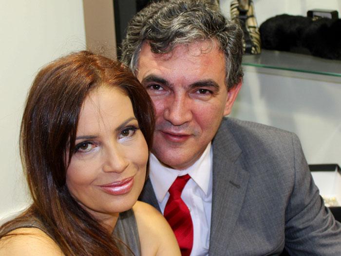 Isadora e Marcos Cordiolli