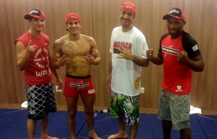 """Eliminado na seletiva do TUF """"fura fila"""" e garante vaga no UFC ..."""
