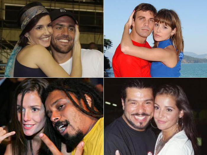 Relembre todos os namorados de Deborah Secco - Foto 1 ...