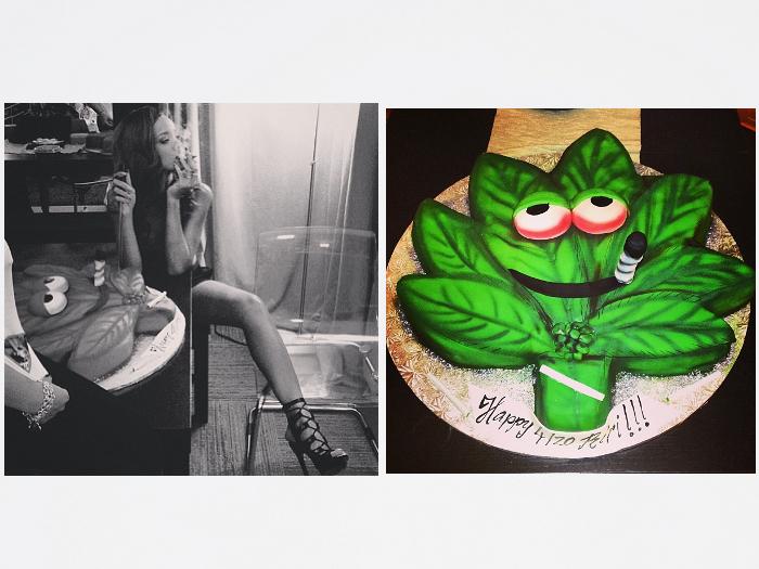 Rihanna E O Presente Pol  Mico  Reprodu    O Instagram