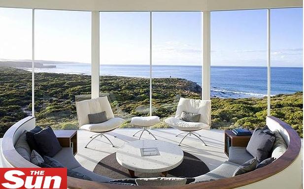 Sala De Estar Mais Linda Do Mundo ~  com as vistas mais incríveis do mundo  Foto 10  Economia  R7