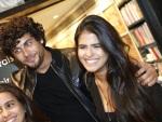Antonia Morais vai a lançamento com Jesus Luz e Cleo Pires reencontra ex