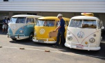 Encontro de Kombis marca despedida de utilitário da Volkswagen