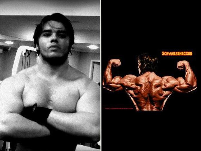 ... Arnold Schwarzeneg...