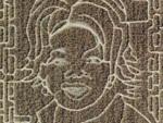 Veja os rostos que o Google Earth registrou do espaço
