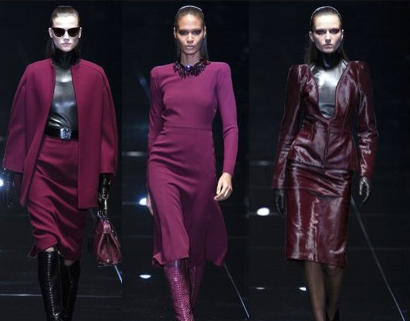 Blogueiro aprova o look Burgundy by Gucci