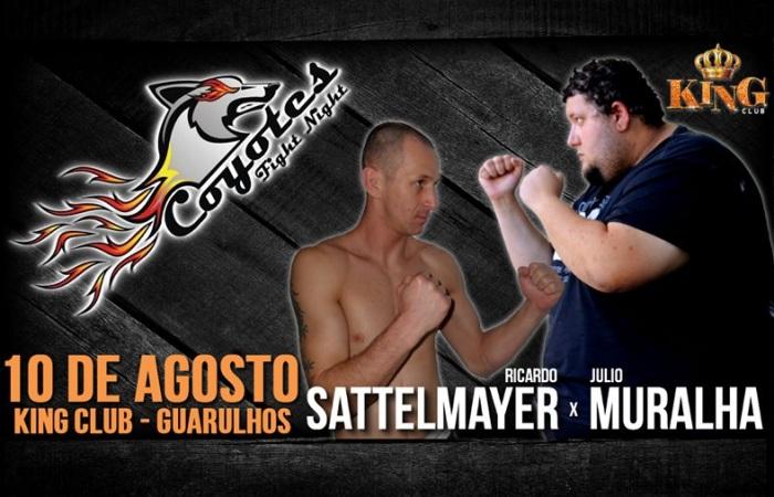 Evento de MMA promove disputa com mais de 150 kg de diferença ...