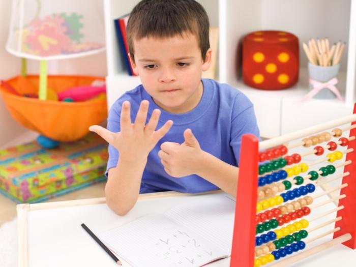 Matemática criança