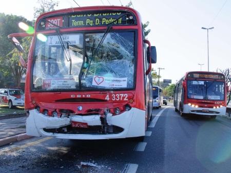 acidente ônibus aricanduva