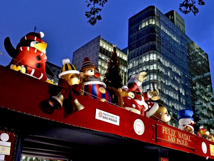 Paulista e Ibirapuera terão ciclofaixa à noite para visitação de Natal ...