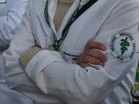 Greve dos médicos de plano de saúde