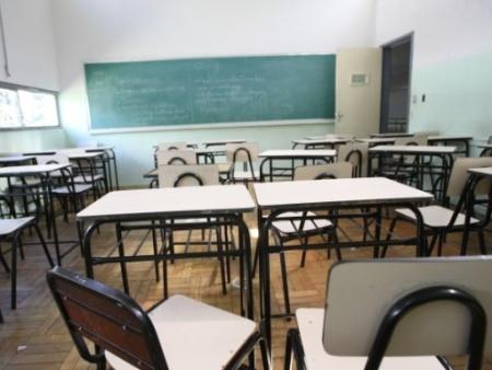 Greve professores em Minas Gerais