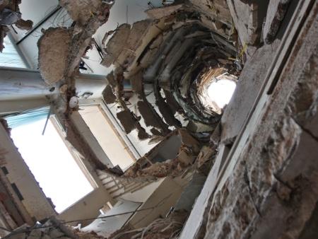 buraco prédio abc